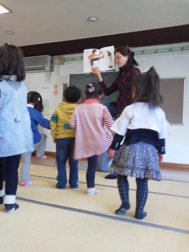 "Hop,Step,Jump!""異文化体験"""